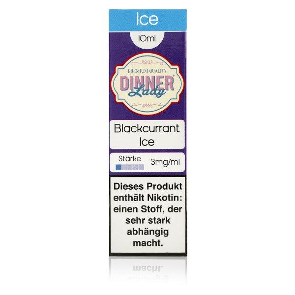 Blackcurrant Ice 50/50 10ml